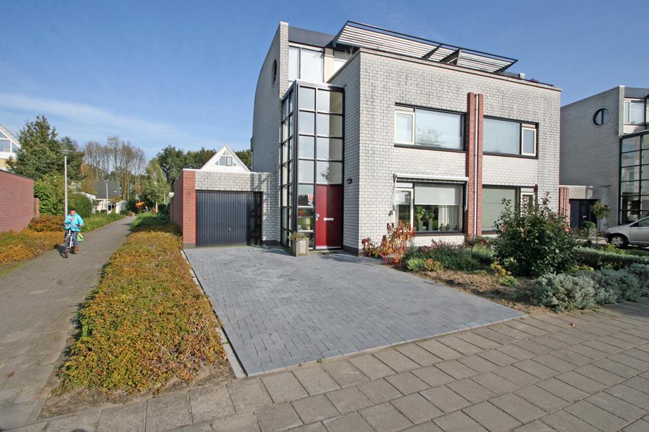 Idioom Architecten - Borculo - nieuwbouw 16 woningen in woonwijk 't Elbrink in Borculo