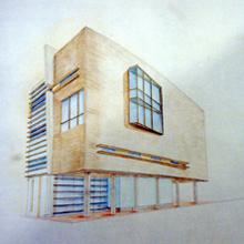 Prijsvraag academie van bouwkunst Groningen