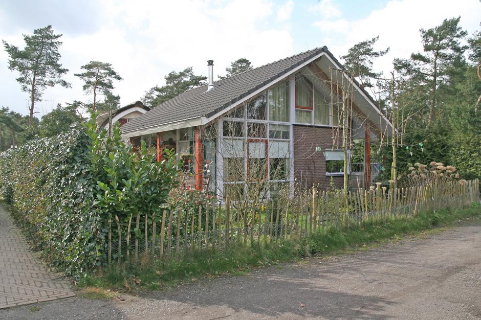 Idioom Architecten - Vierhouten - nieuwbouw 18 recreatiewoning op park Samoza
