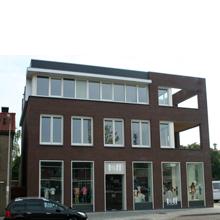 Nieuwbouw winkel + appartementen Hengelo