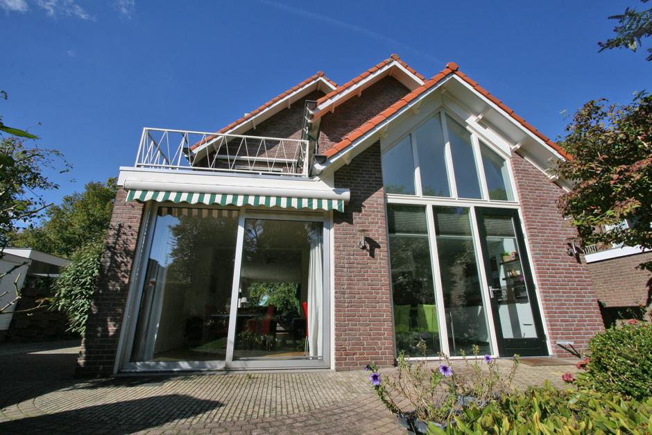 Uitbreiding woonhuis Robert Kochlaan gereed