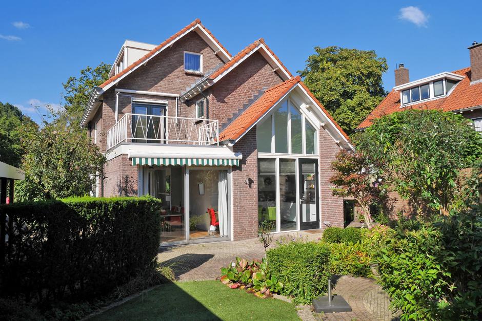 Idioom Architecten - Deventer - uitbreiding woonhuis aan de Robert Kochlaan.
