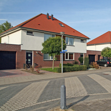 Nieuwbouw woningen woonwijk 't Elbrink Borculo