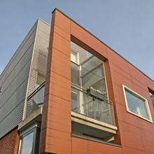 Nieuwbouw kantoor + woningen Haaksbergen
