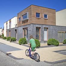 Renovatie-woningen woonwijk Wold A Lelystad