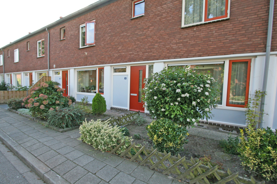 Idioom Architecten - Amersfoort - renovatie woningen in woonwijk Randerbroek.