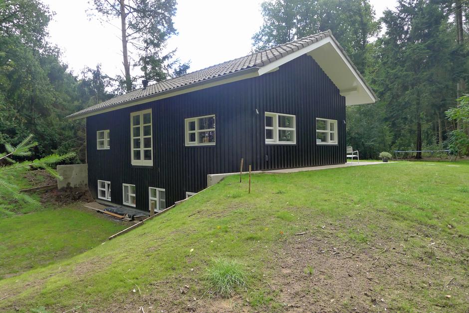 Idioom Architecten - Epse- nieuwbouw recreatiewoning aan de Oude Larenseweg
