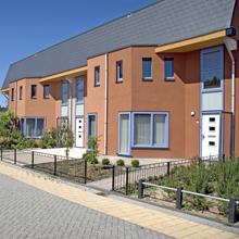 Renovatie woningen woonwijk Wold B Lelystad