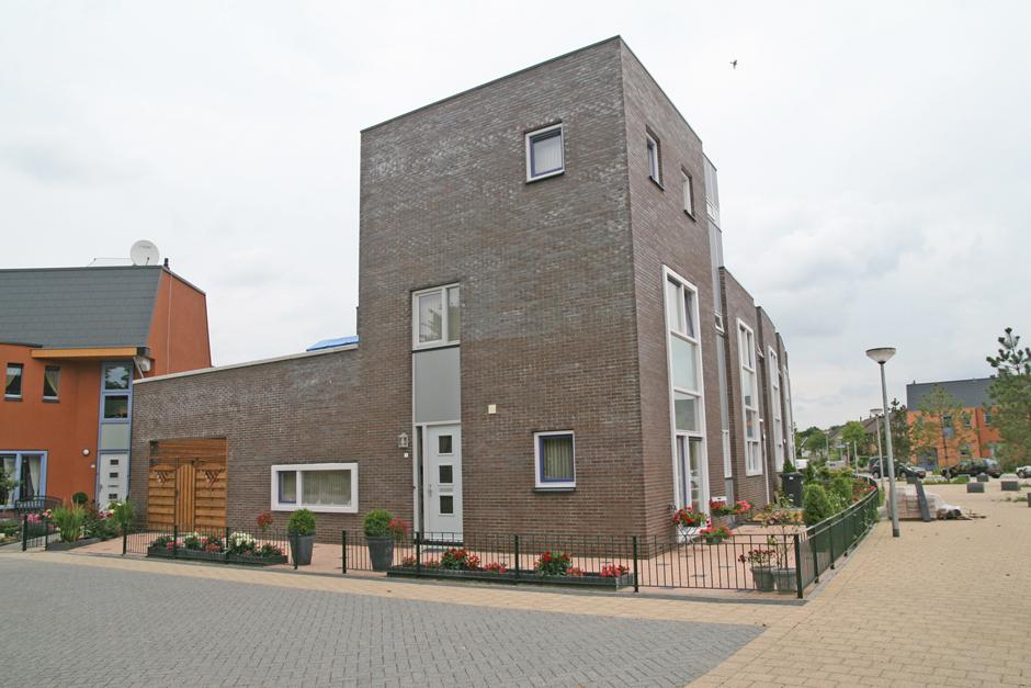 Idioom Architecten - Lelystad - nieuwbouw 18 woning in woonwijk Wold B