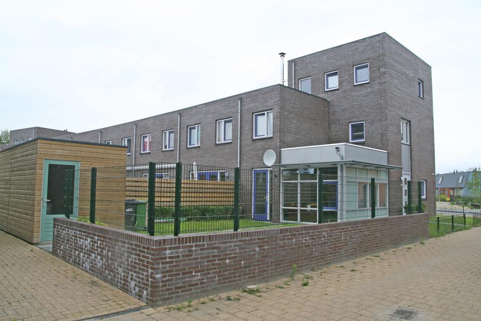 Idioom Architecten - Lelystad - nieuwbouw 18 eengezinswoningen in de woonwijk Wold B