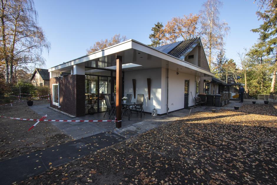 Uitbreiding woonhuis Borgelerhofweg gereed